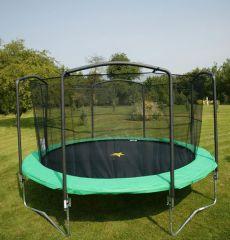 12ft Jumpking Safety Enclosure Fun Ring System