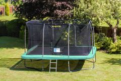 10ft x 14ft Rectangular JumpKing Trampoline