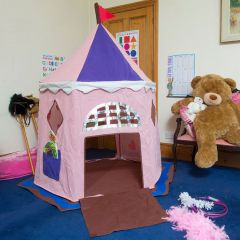 Fairy Princess Castle - Bazoongi Play Structure