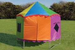 7ft x 10ft Trampoline Circus Tent