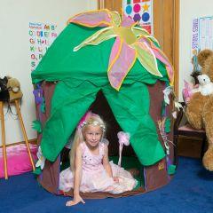 Bazoongi Woodland Fairy Hut